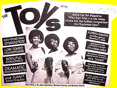The Toys - A Lover's Concerto_Attack !